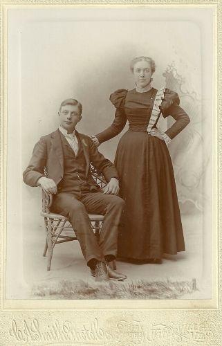 Joseph Marshell & Julia Paradis