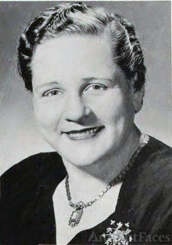 Mary Belcher, 1958, Ohio