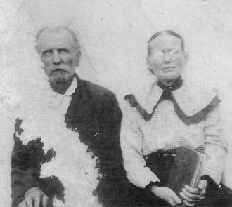 Benjamin & Annie (Lloyd) Williams