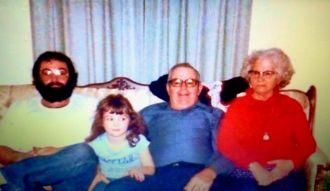 Ila Scarbrough - 4 generations
