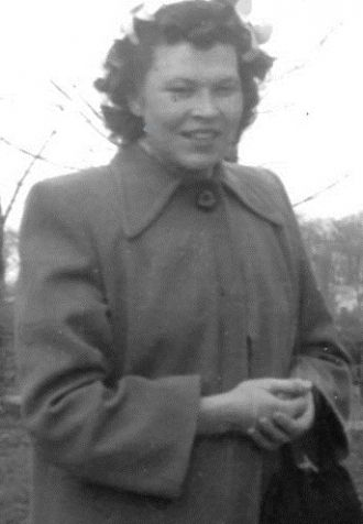 Gertrude Johanna (Werling) Biggs