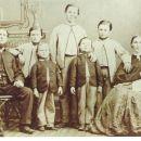Jessie (Mcdonald) Gunn family