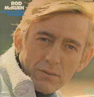 A photo of Rod McKuen