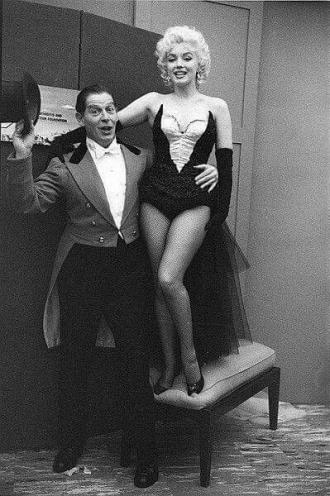 Milton Berle, 1955