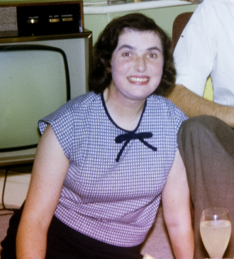 Margaret Bhagat (Bagot)