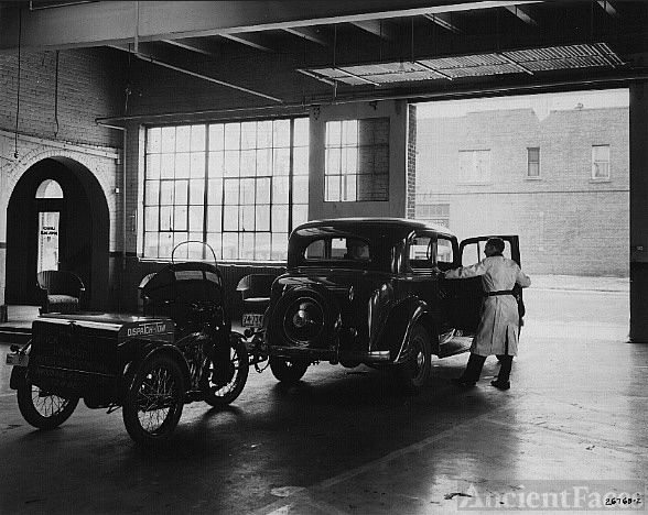 Linwood Motor Agency