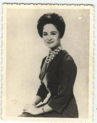 A photo of My Loving Sister, June Hardwick