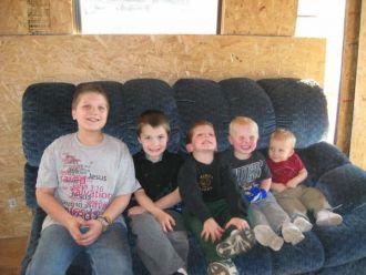 John,Dalton,Shelby,Nicky,Mike