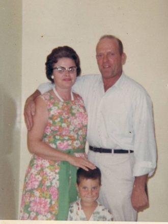 Betty Raymond, Gerald Willett, & John Snell