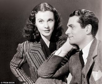 Laurence Kerr Olivier and Vivien Leigh