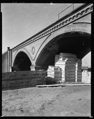 Georgia Central Railway Bridge, Railroad Street,...
