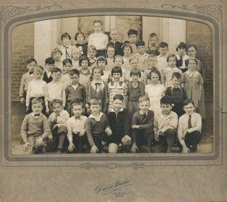 Nellie Koch's class