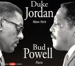 Duke Jordan and Bud Powell