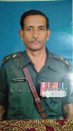 Mian Rajput  Rameshwar (Singh ) Bhadwal