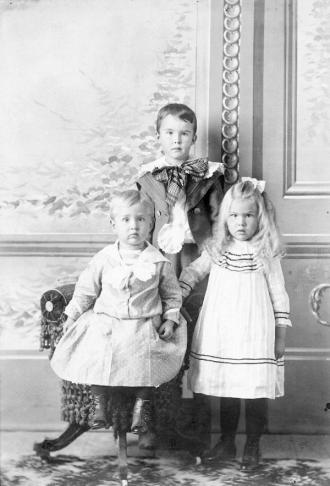 Freeman, Everett, and Vera Van Kleeck