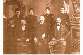 Elizabeth Zoe Kinney Family