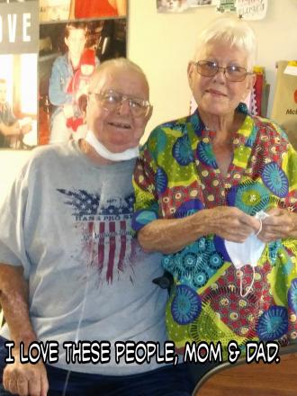 Danny and Peggy McFadden