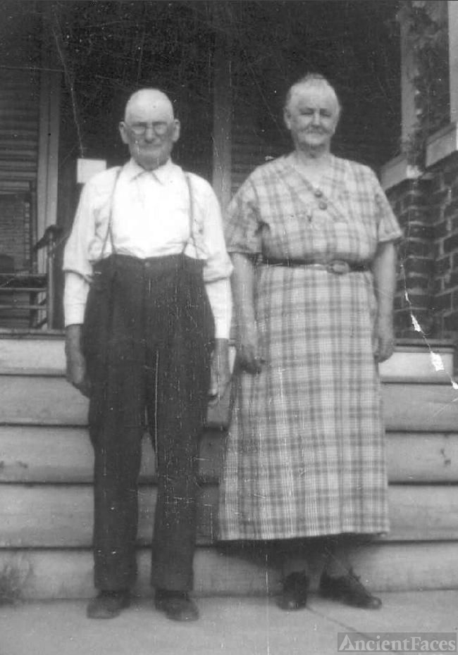 Thomas and Martha Mauldin