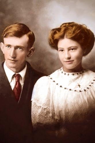 Mr. Mrs. Howard Harbeson
