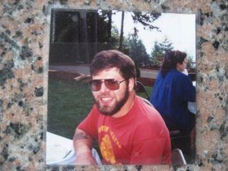 A photo of Mark D. Tannock