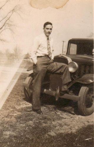 Frederick Maurice Roberts