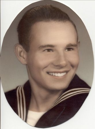 Melvin Brown Navy