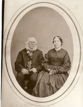 Henry and Susan Oxboro Johnson
