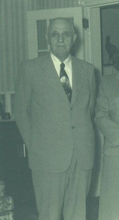 Grover C Thompson