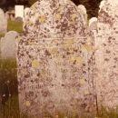 Ann Denison gravestone