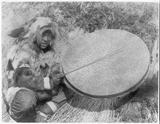 Cup'ig Eskimo - Nunivak Island Alaska