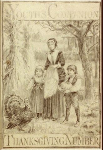 The Youth's Companion, Thanksgiving number