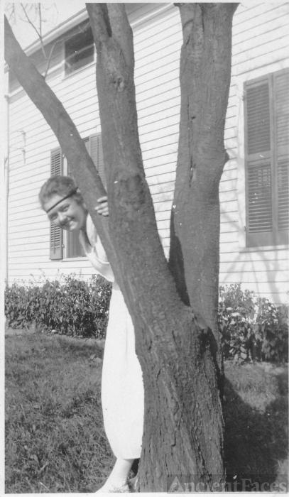 Dorothy Ellen Reid, Ohio 1914