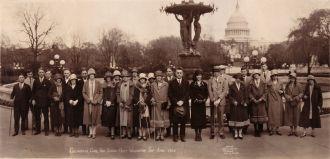 Collinsville High School Trip, 1926