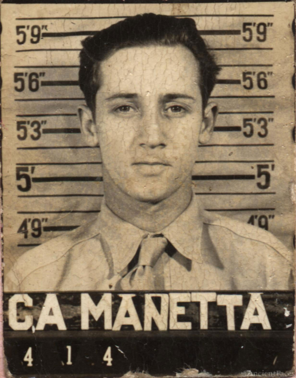 Clarence A Manetta
