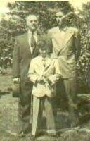 Albert, Richard, & Robert Sheftel, New York c1950