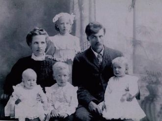 George & Margaret Carns Family
