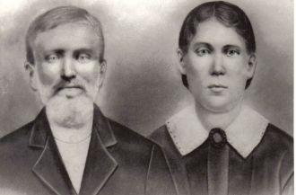 John Thomas Lambert and Mary Ann Cole