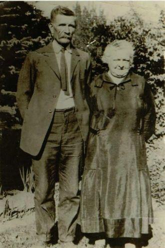 John Young Jensen and Sarah Andrea Nielsen