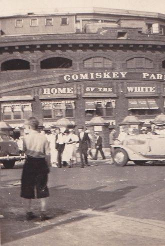 Comiskey Park, IL 1930's