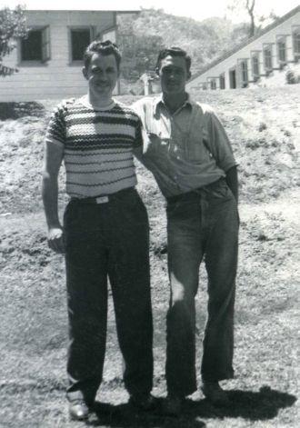 Albert Ledbetter & William Ford