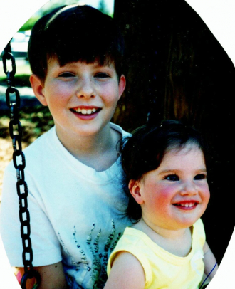 1st Cousins - Daniel & Laynie