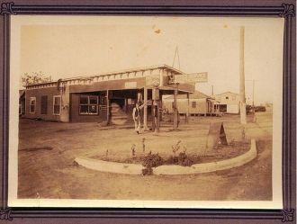 James Marion White, Texas 1930's