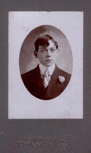 Arthur John Carter
