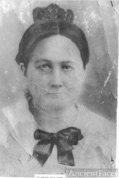 Elizabeth Jane Jones