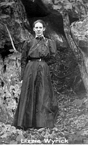 A photo of Lizzie  Wyrick