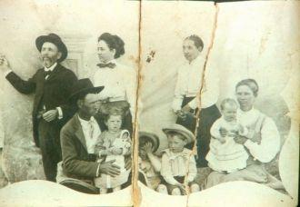 The Hubert H. Old Senior Family