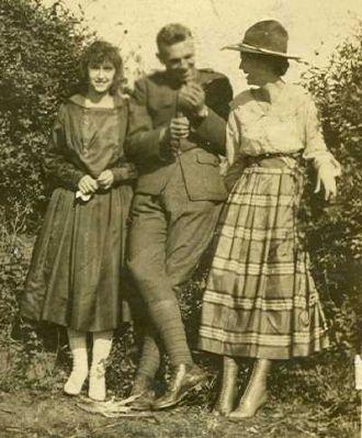 Faber Spires, Sr. Ruby Spires and Lillian Reynolds