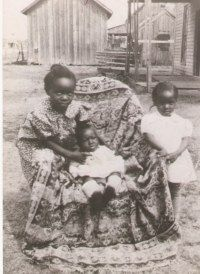 Bertha Price & Amos Matthews'  children