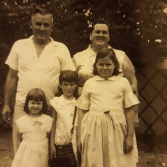 Cecil Ray Forrest Famiily