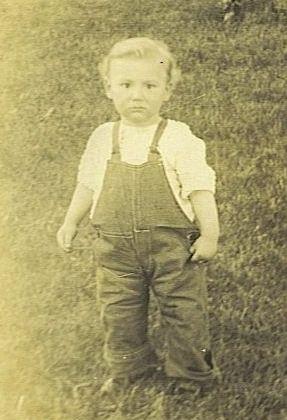 John Hart 3nd, age 3